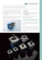 PHT Vertex Precision_Gearboxes - Page 6
