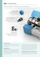 PHT Vertex Precision_Gearboxes - Page 7