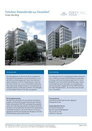 Green Building -  WGF AG