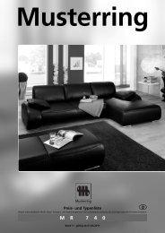 MR 7 4 0 Musterring - Möbel Rulfs