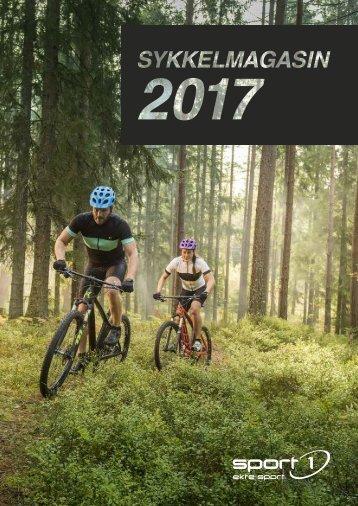 Sport 1 Sykkelmagasin 2017