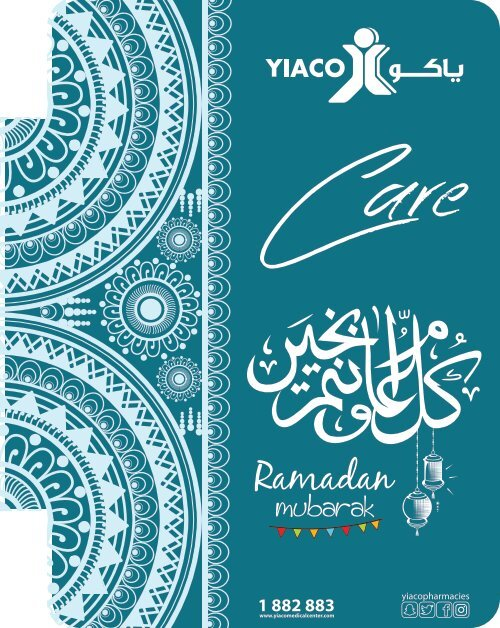 YIACO Care 3rd Edition 2017