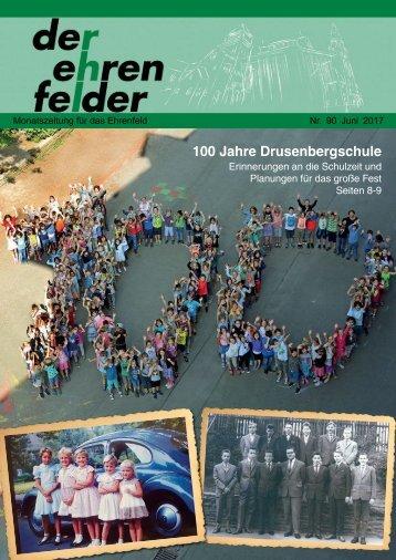 Der Ehrenfelder 90 – Juni 2017