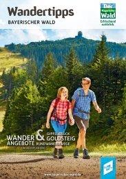 Wandertipps Bayerischer Wald