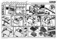 Miele DAR 1235 EXT - Plan de montage