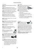 KitchenAid JC 213 WH - JC 213 WH HU (858721399290) Istruzioni per l'Uso - Page 4