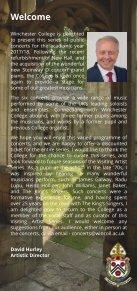 Winchester College VA Series 2017-18 brochure - Page 2