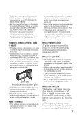 Sony DCR-SR45E - DCR-SR45E Mode d'emploi Slovénien - Page 3