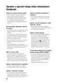 Sony DCR-SR45E - DCR-SR45E Mode d'emploi Slovénien - Page 4
