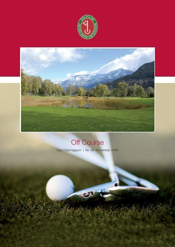 Off Course - Golfclub Interlaken-Unterseen
