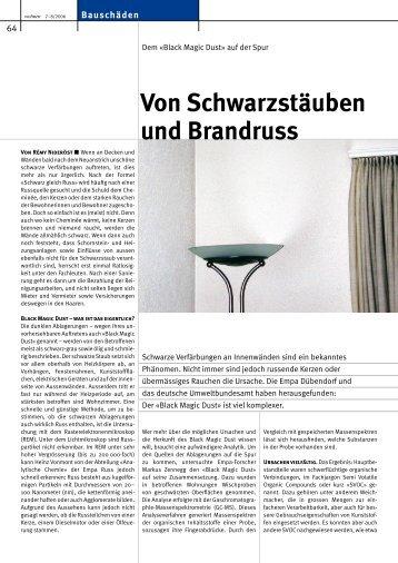 Schwarzstaub Magazine