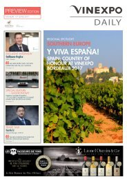 Vinexpo Daily - Preview Edition