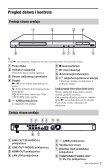 Sony BDP-S480 - BDP-S480 Mode d'emploi Serbe - Page 7