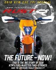RUST magazine: 2018 KTM EXC TPI Special
