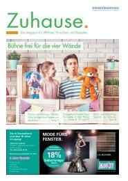 Zuhause. Juni 2017 | Das Magazin für Wohnen, Einrichten und Gestalten
