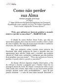 Como não perder sua Alma - Page 3