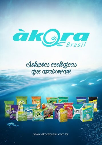 Àkora Brasil - Lista de Produtos