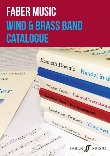 Wind & Brass Band Catalogue