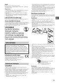 Sony KDL-49WD758 - KDL-49WD758 Mode d'emploi Serbe - Page 3
