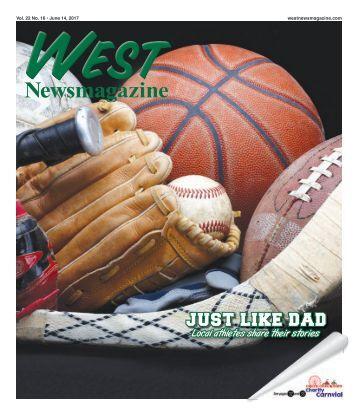 West Newsmagazine 6-14-17