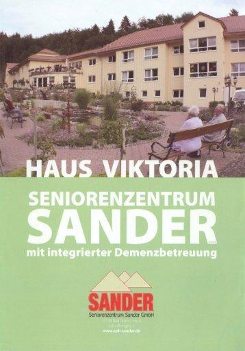 Seniorenzentrum Sander GmbH
