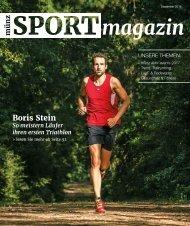 münz Sportmagazin - Dezember 2016