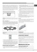 KitchenAid E2BYH 19223 F O3 (TK) - E2BYH 19223 F O3 (TK) EN (F078004) Istruzioni per l'Uso - Page 7
