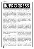 In/Press // Ausgabe #0 // Mai 2017 - Seite 2
