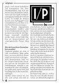 In/Press // Ausgabe #0 // Mai 2017 - Page 6