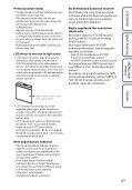 Sony DSC-WX5 - DSC-WX5 Consignes d'utilisation Turc - Page 4