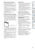 Sony DSC-WX5 - DSC-WX5 Consignes d'utilisation Tchèque - Page 4