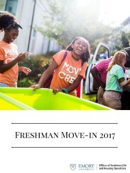 Freshman Move-in 2017 (1)