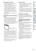 Sony DSC-WX5 - DSC-WX5 Consignes d'utilisation Néerlandais - Page 4