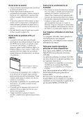 Sony DSC-WX5 - DSC-WX5 Consignes d'utilisation Espagnol - Page 4