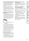 Sony DSC-WX5 - DSC-WX5 Consignes d'utilisation Suédois - Page 4