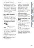 Sony DSC-WX5 - DSC-WX5 Consignes d'utilisation Roumain - Page 4