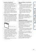 Sony DSC-WX5 - DSC-WX5 Consignes d'utilisation Slovaque - Page 4