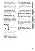 Sony DSC-WX5 - DSC-WX5 Consignes d'utilisation Portugais - Page 4