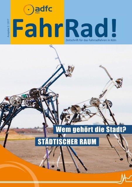 ADFC-FahrRad! Heft 2.2017