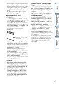 Sony DSC-WX5 - DSC-WX5 Consignes d'utilisation Italien - Page 4