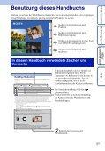 Sony DSC-WX5 - DSC-WX5 Consignes d'utilisation Allemand - Page 2