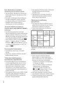 Sony HDR-XR550E - HDR-XR550E Consignes d'utilisation Finlandais - Page 4