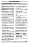 KitchenAid K 340 ES(W)/EU - K 340 ES(W)/EU EN (F028492) Istruzioni per l'Uso - Page 3