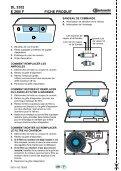 KitchenAid E 260 BR - E 260 BR FR (857400229080) Scheda programmi - Page 3