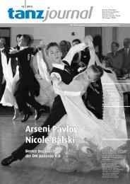 Arseni Pavlov / Nicole Balski Arseni Pavlov / Nicole Balski - DTV
