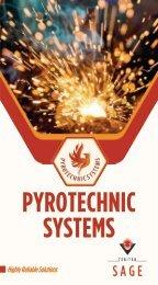 Pyrotechnic  Systems Broşür PDF