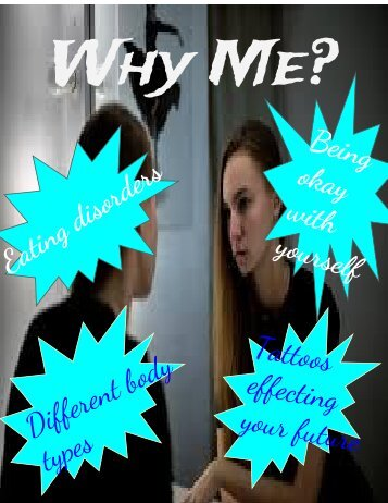 Why Me?? Issue 4