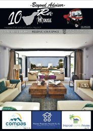 Revista 10RifeHouse -  Mayo 2017 / Magazine of Real Estate - May 2017