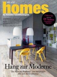 Download Homes 3/2012 (PDF) - BILANZ Homes