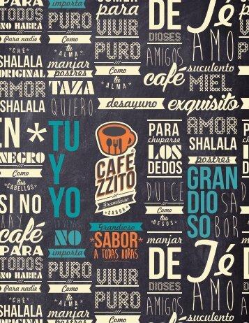 menu cafezzito oaxaca